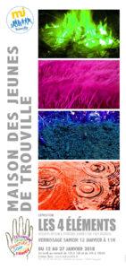 Les Quatre Éléments @ Maison des jeunes de Trouville | Touques | Normandie | France